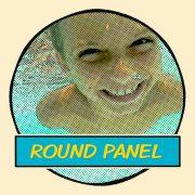 round swimmer