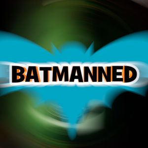 Batmanned logo v4