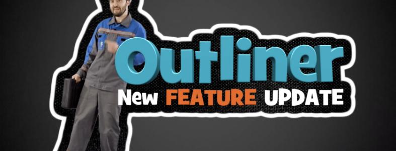 Outliner Update