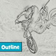 Cartoon Effect- Pencil