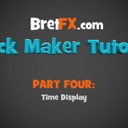 Clock Maker tutorial pt 4 of 4