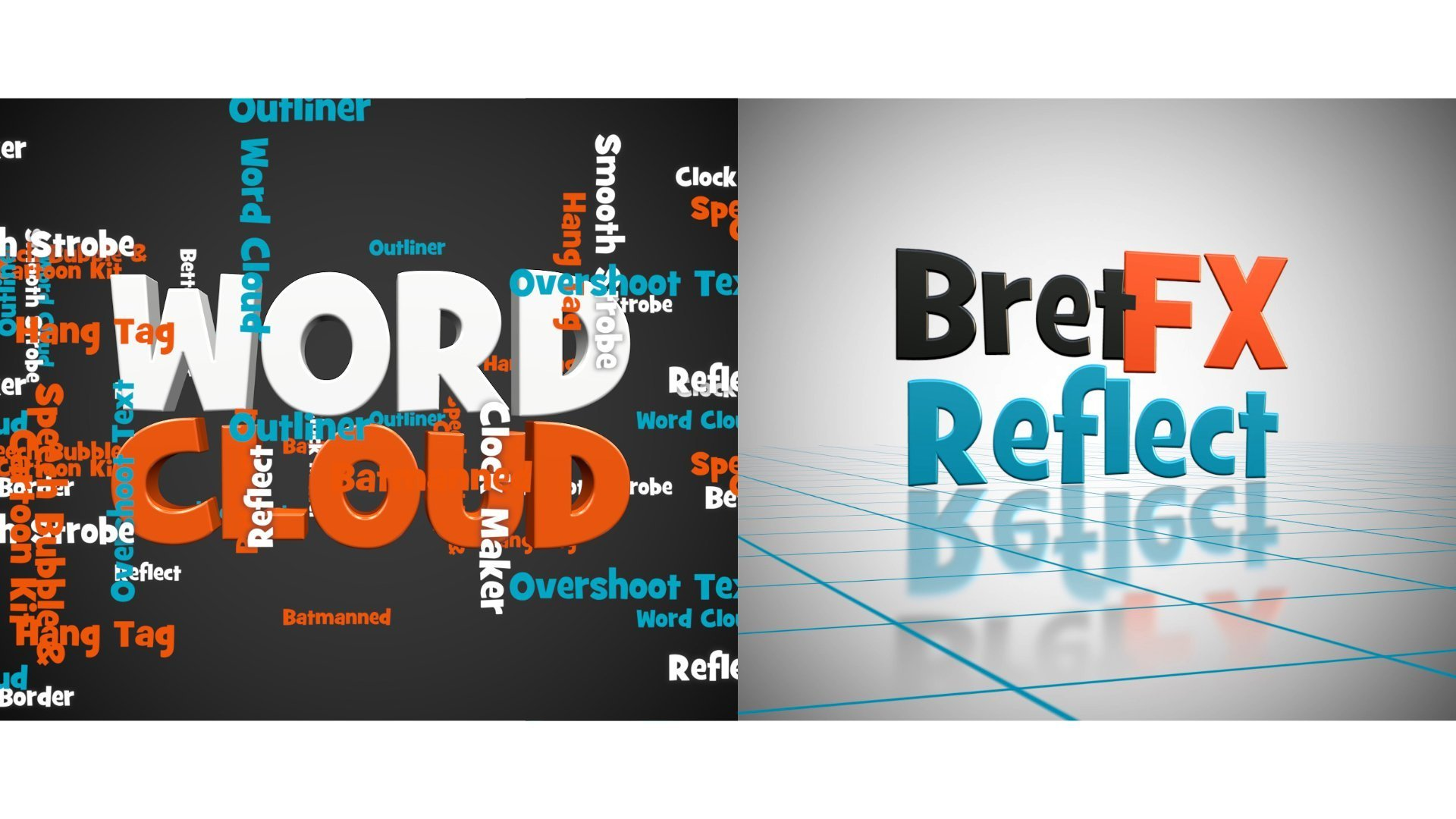 Two New Plugins! Reflect & Word Cloud