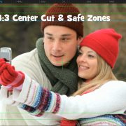 Power Guides 43 center cut and safe zones