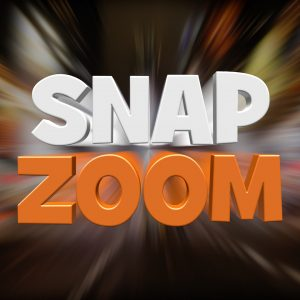 Snap Zoom logo city 4 square