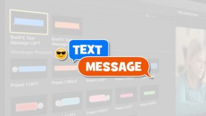 Text Message Overview / Tutorial