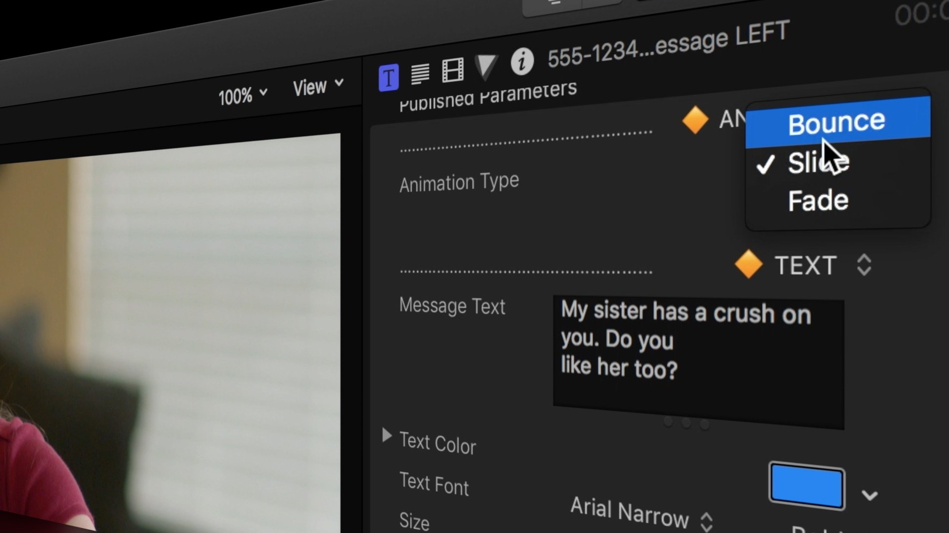 Text Message Bretfx Plugins Effects Generators Titles